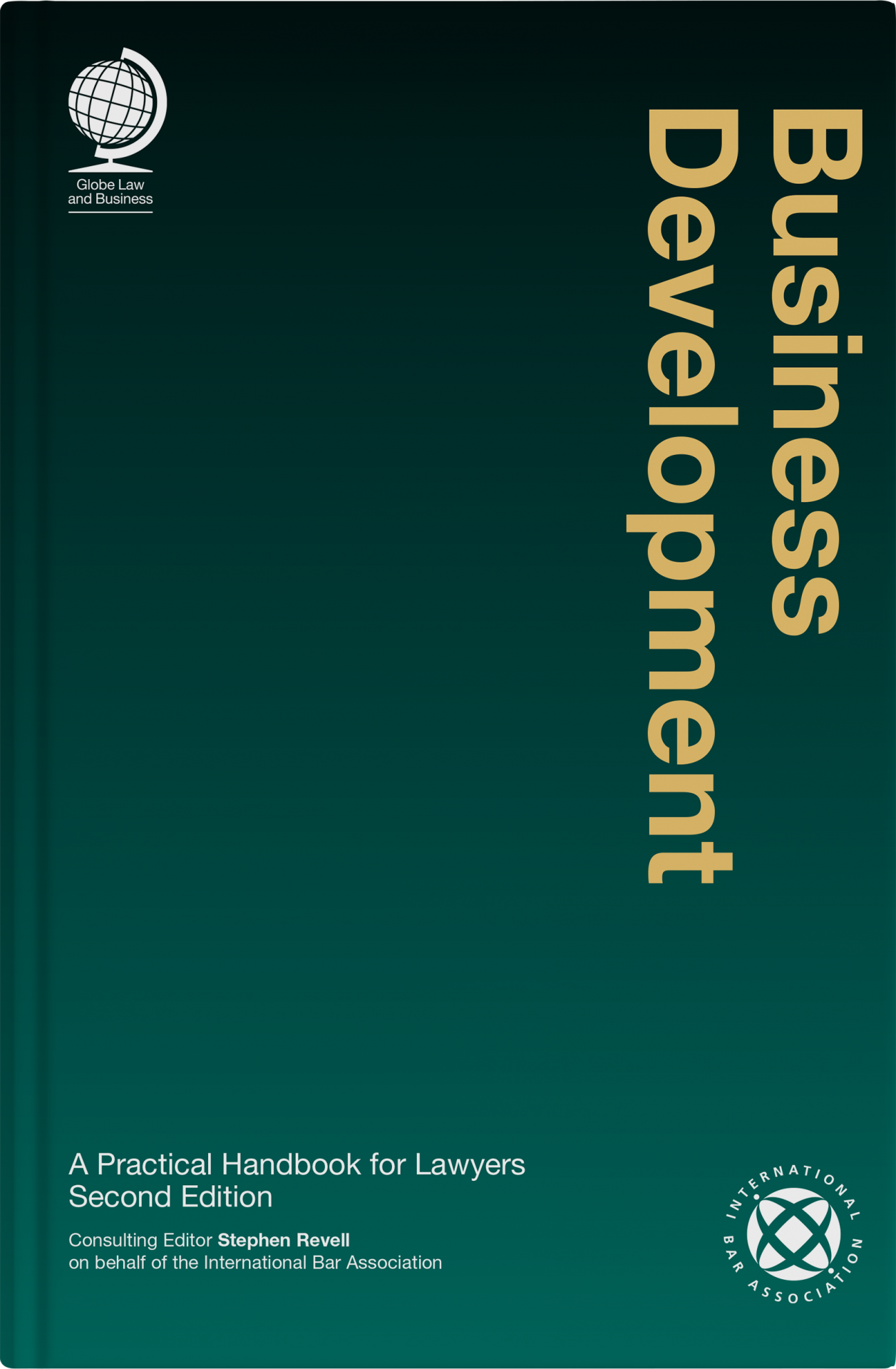 Business Development hardcover book